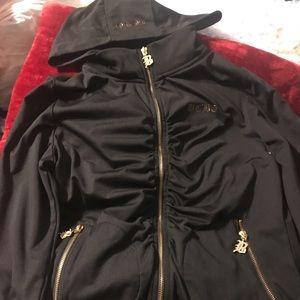 Hooded BCBG jacket